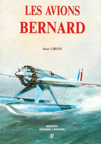 Les avions bernard (French Edition)