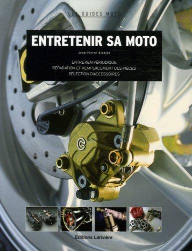 entretenir sa moto: Jean-Pierre Nicolas