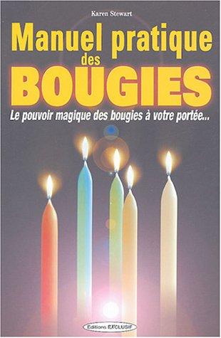 9782848910260: Manuel pratique des bougies