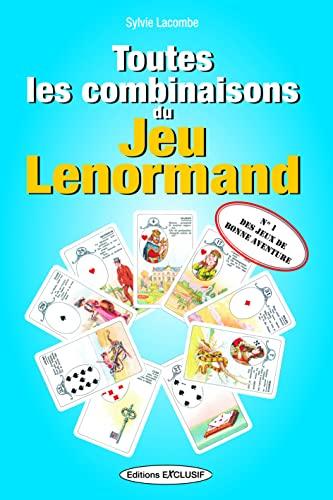 9782848910659: toutes les combinaisons du jeu lenormand