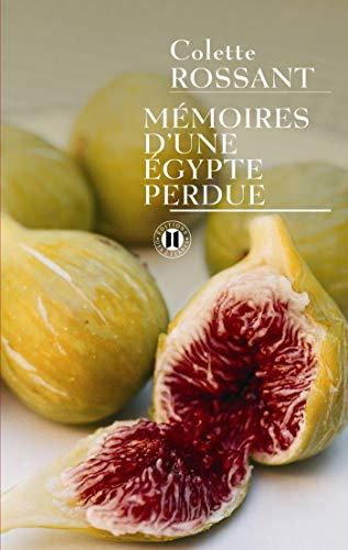 9782848930664: Mémoires d'une Egypte perdue