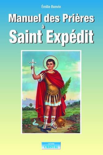 9782848950792: Manuel des prières à saint Expédit