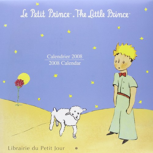 9782848970950: 2008 Calendrier Mural le Petit Prince