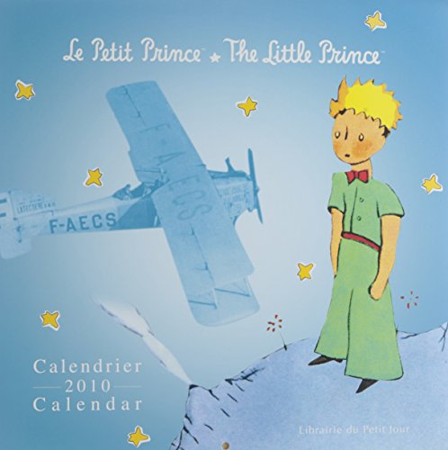 9782848971223: calendrier petit prince 2010