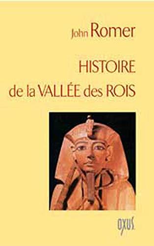 Histoire de la Vallée des Rois (French Edition) (2848980931) by [???]