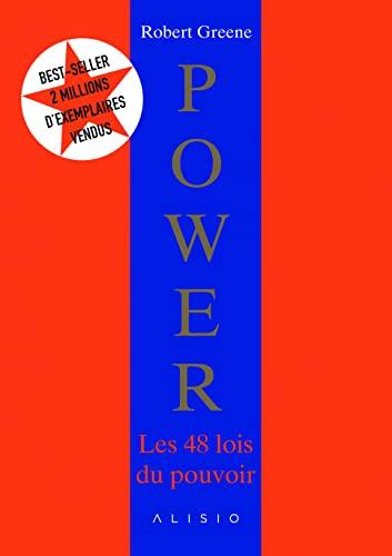 9782848992549: Power les 48 lois du pouvoir