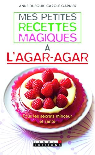 9782848993904: mes petites recettes magiques à l'agar-agar