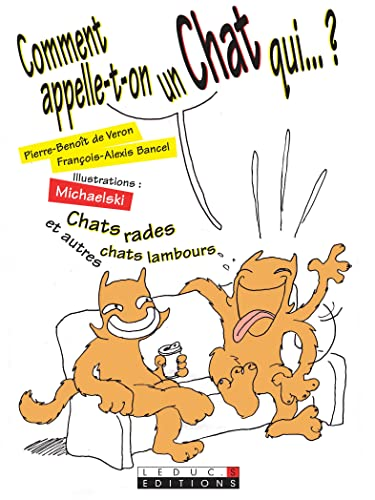 9782848994161: Comment appelle-t-on un chat qui...