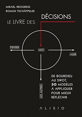 LIVRE DES DECISIONS -LE-: KROGERUS TSCHAPPELER