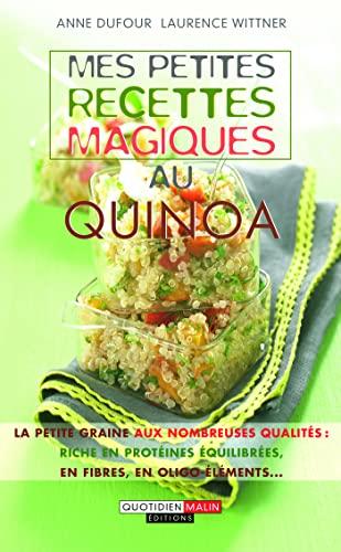 9782848996332: Mes petites recettes magiques au quinoa