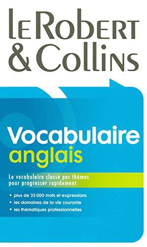 9782849021064: Le Robert & Collins Vocabulaire anglais