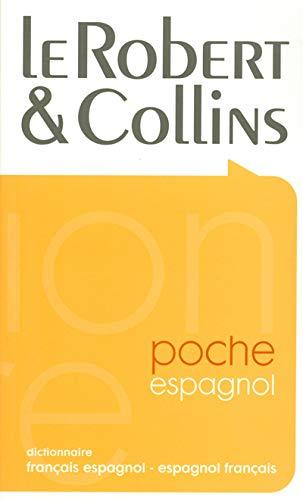 9782849022344: Robert & Collins Poche: Dictionnaire français espagnol-espagnol français (Spanish English Bilingual) (French Edition)