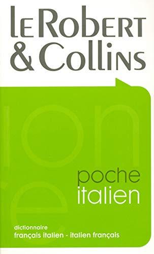 9782849022351: Le Robert & Collins poche : Dictionnaire français italien-italien français