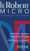 Le Robert Micro : Dictionnaire D'Apprentissage de: Alain Rey