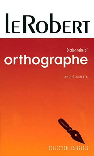 9782849022627: Dictionnaire d'orthographe