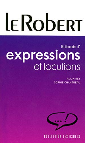 9782849022665: Expressions Et Locutions: Paperback Edition (Usuels - PB) (French Edition)