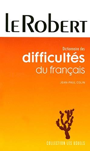 9782849022672: Dictionnaire des difficultés du français