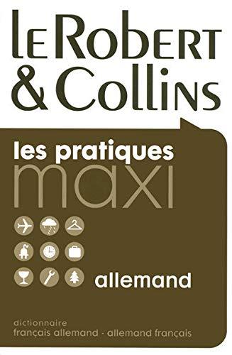 9782849022825: Robert & Collins Dictionnaire français-allemand et allemand-français (le practiques maxi) (French Edition)