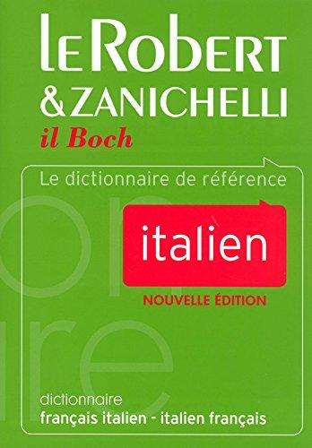 9782849022870: Le Robert & Zanichelli Dictionnaire Francais-Italin-Italien Francais (Dictionnaires Bilingues)
