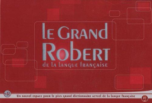 Le Grand Robert de la langue française (French Edition)