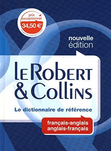 9782849025888: Dictionnaire Le Robert & Collins français-anglais et anglais-français