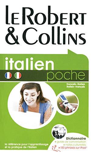 9782849026403: Le Robert & Collins français-italien et italien-français