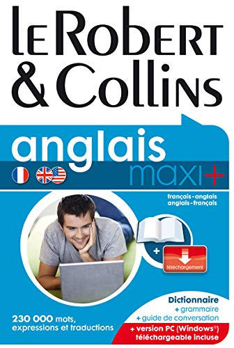 "9782849026410: ""dictionnaire le Robert & Collins maxi+ ; français-anglais / anglais-français (édition 2009)"""