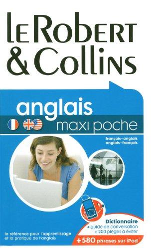 MAXI POCHE ANGLAIS (R&C POCHE+ ANGLAIS) (French: Collectif