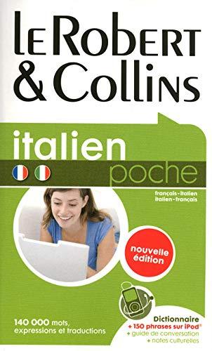 9782849028568: Dictionnaire Italien français-italien, italien-français