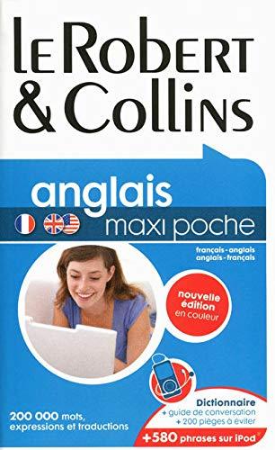 dictionnaire le Robert & Collins maxi poche: Collectif