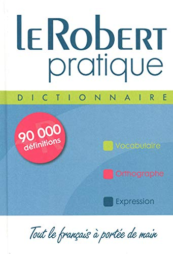 9782849029046: Le Robert Pratique - Dictionnaire (French Dictionary) (Dictionnaires Le Robert) (French Edition)
