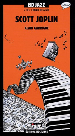 9782849070246: Scott Joplin (2CD audio) (BD Jazz)