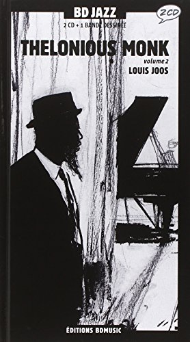 9782849070505: Thelonious Monk t.2