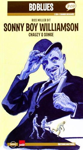 9782849071922: BD Blues - Sonny Boy Williamson (+ Book)
