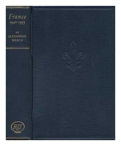 9782849075265: France 1940 - 1955