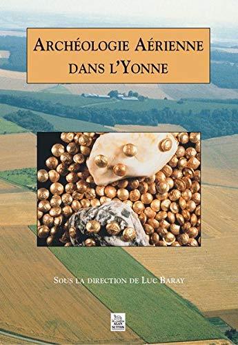 9782849101018: Archeologie aerienne dans l'Yonne (French Edition)