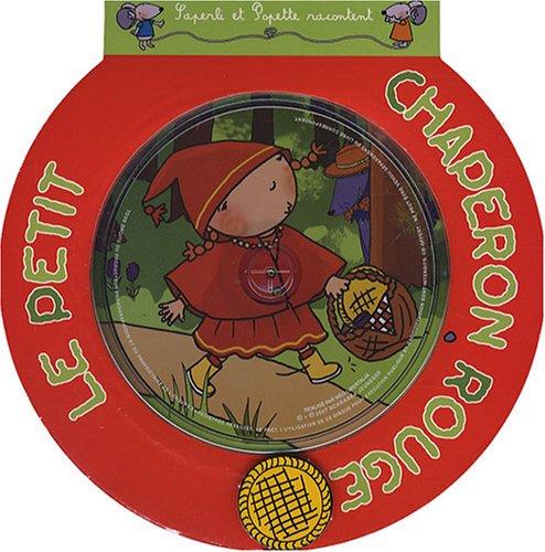 9782849140444: Saperli ET Popette Racontent: Le Petit Chaperon Rouge (Bk+CD) (French Edition)