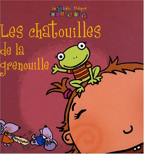 9782849140666: Les chatouilles de la grenouille (1Jeu)