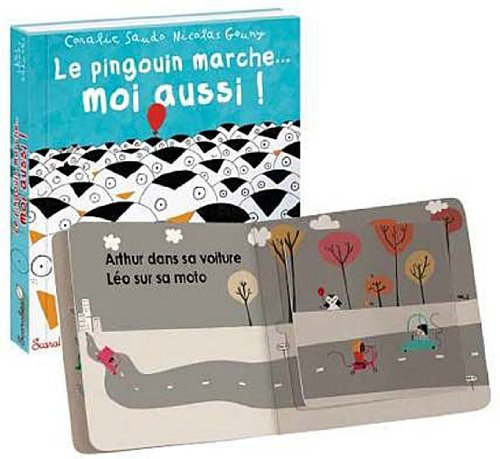 9782849141779: Le pingouin marche... moi aussi ! (French Edition)