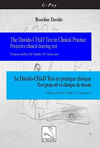 9782849243459: Le Davido-CHaD Test en pratique clinique : Test projectif et clinique de dessin
