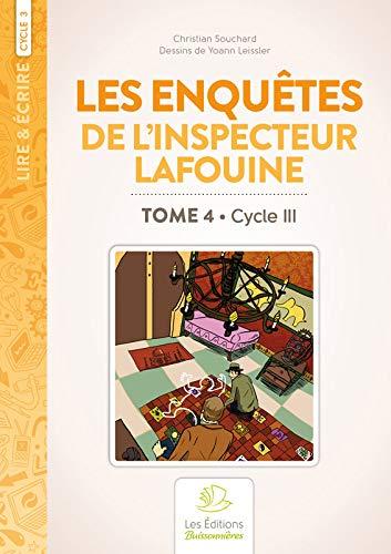 9782849260821: Les enqu�tes de l'inspecteur Lafouine : Volume 4