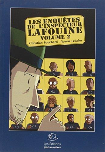 9782849262689: Les enquêtes de l'inspecteur Lafouine Vol2