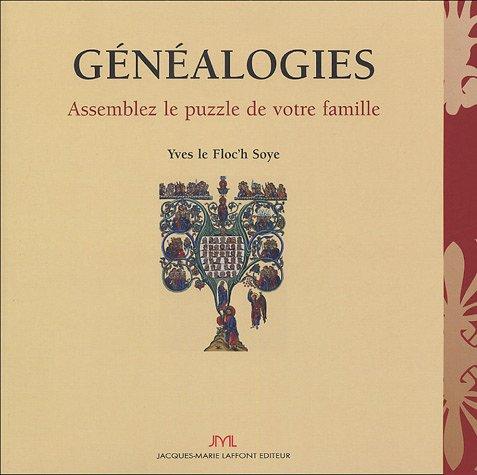 Généalogies : Assemblez le puzzle de votre: Yves Le Floc'h