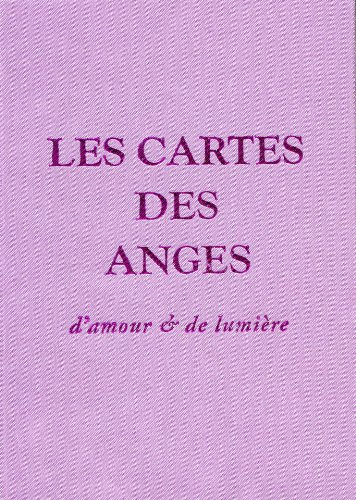 9782849331101: Coffret les cartes des anges