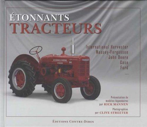 ÉTONNANTS TRACTEURS: MANNEN RICK