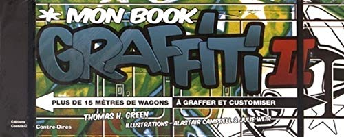 9782849333686: Mon book graffiti 2