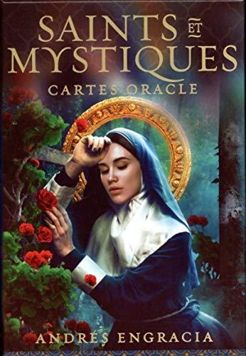 9782849335222: Saints et mystiques : Cartes oracles