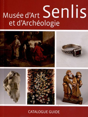 9782849340974: Musée d'art et d'archéologie Senlis : Catalogue guide