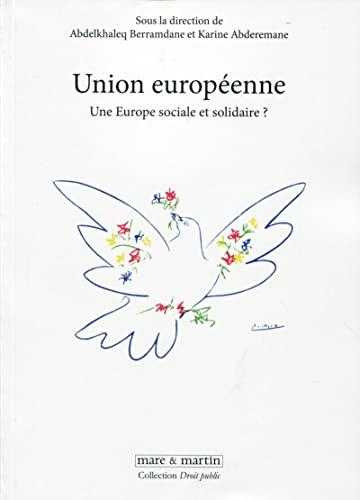 Union Européenne: Berramdane, Abdelkhaleq