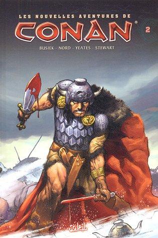 9782849460849: Les nouvelles aventures de Conan, Tome 2